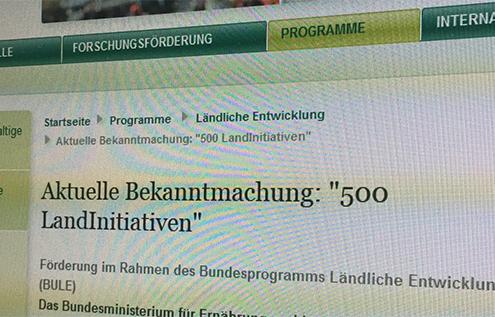 500 LandInitiativen
