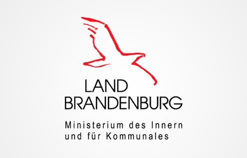 Logo des Ministeriums des Innern und für Kommunales