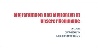 Migrantinnen und Migranten in unserer Kommune